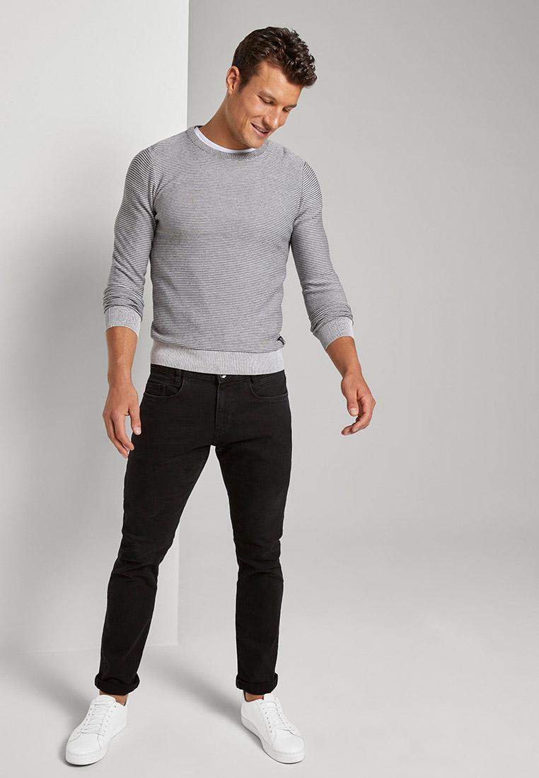 Зауженные джинсы Tom Tailor (Том Тейлор) 1021160: изображение 2