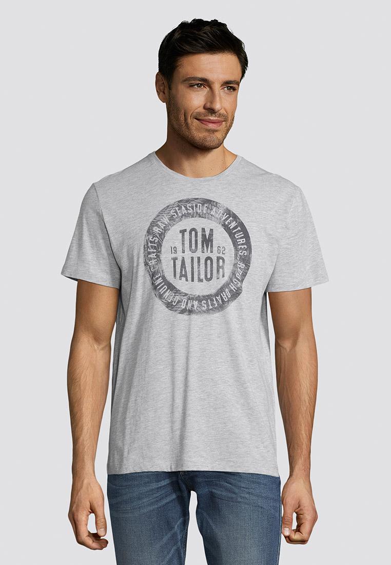Футболка с коротким рукавом Tom Tailor (Том Тейлор) 1021472