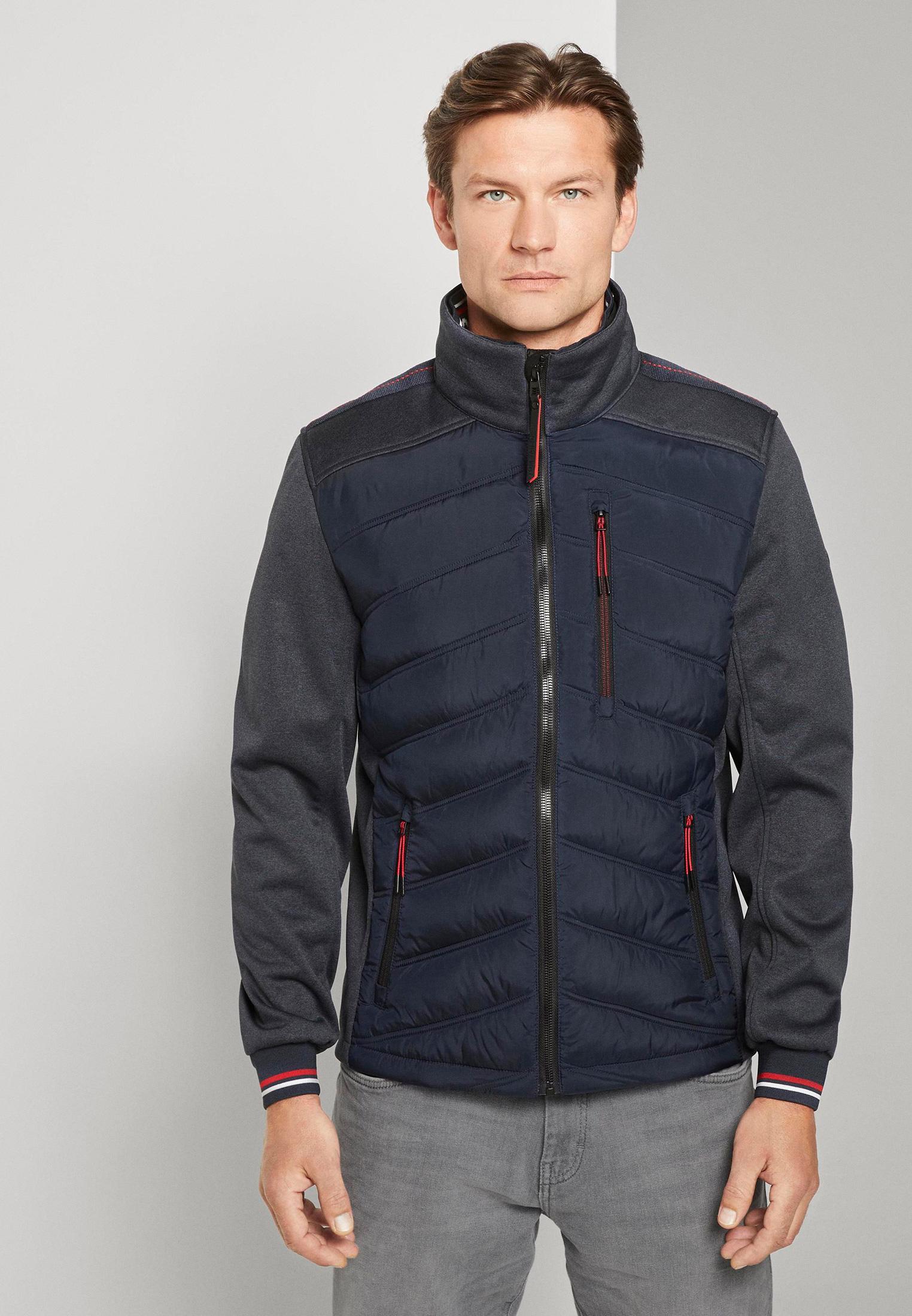 Утепленная куртка Tom Tailor (Том Тейлор) 1019794