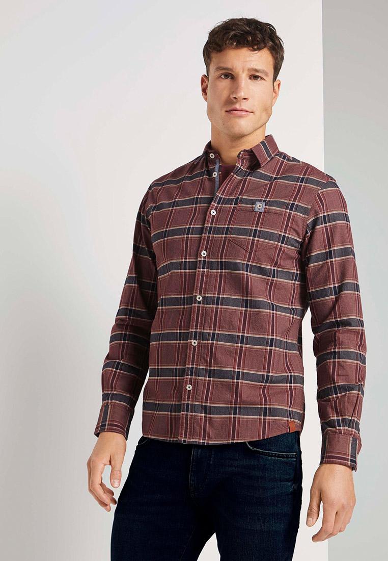 Рубашка с длинным рукавом Tom Tailor (Том Тейлор) 1021892