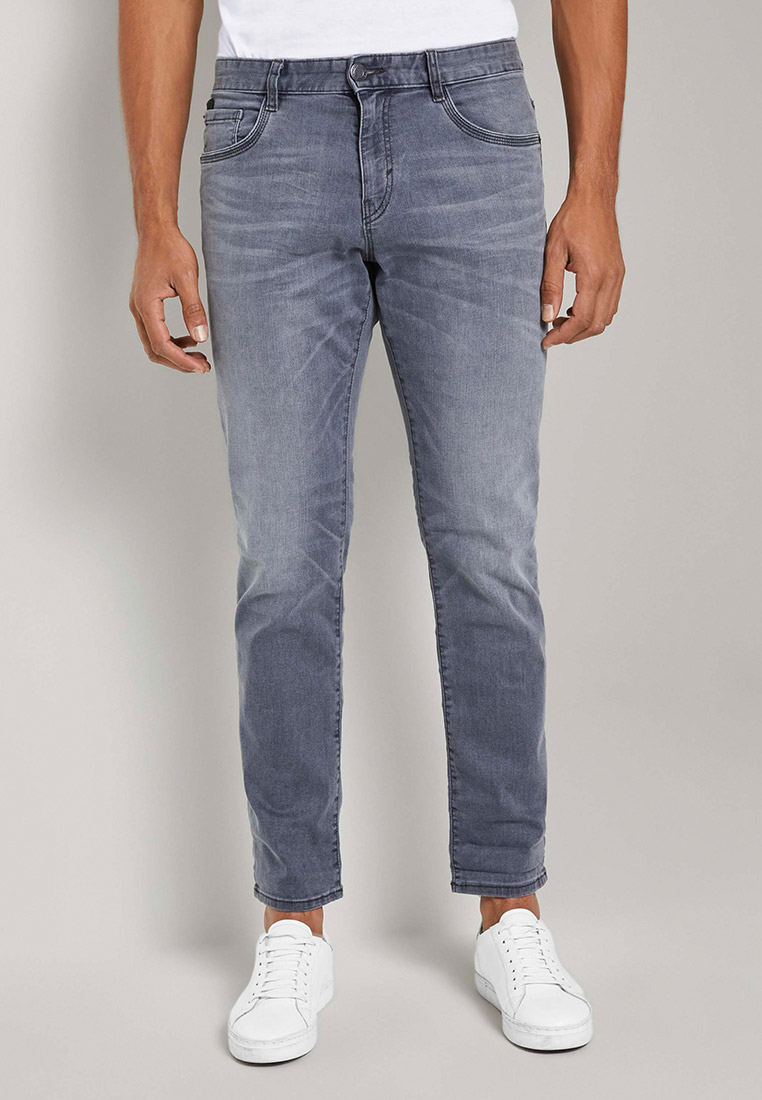 Зауженные джинсы Tom Tailor (Том Тейлор) 1021161: изображение 1