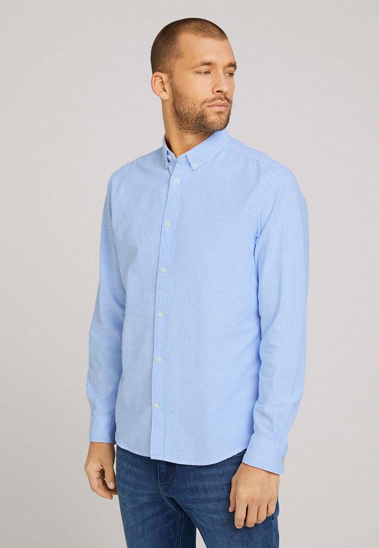 Рубашка с длинным рукавом Tom Tailor (Том Тейлор) 1023873: изображение 1