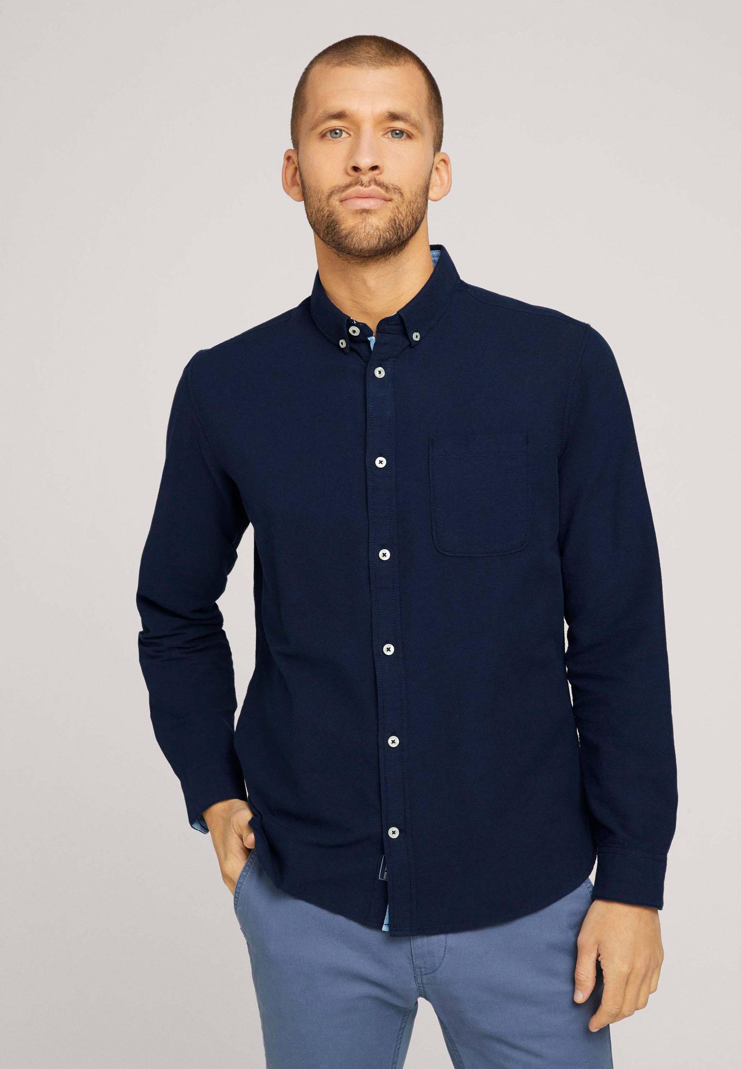 Рубашка с длинным рукавом Tom Tailor (Том Тейлор) 1023874