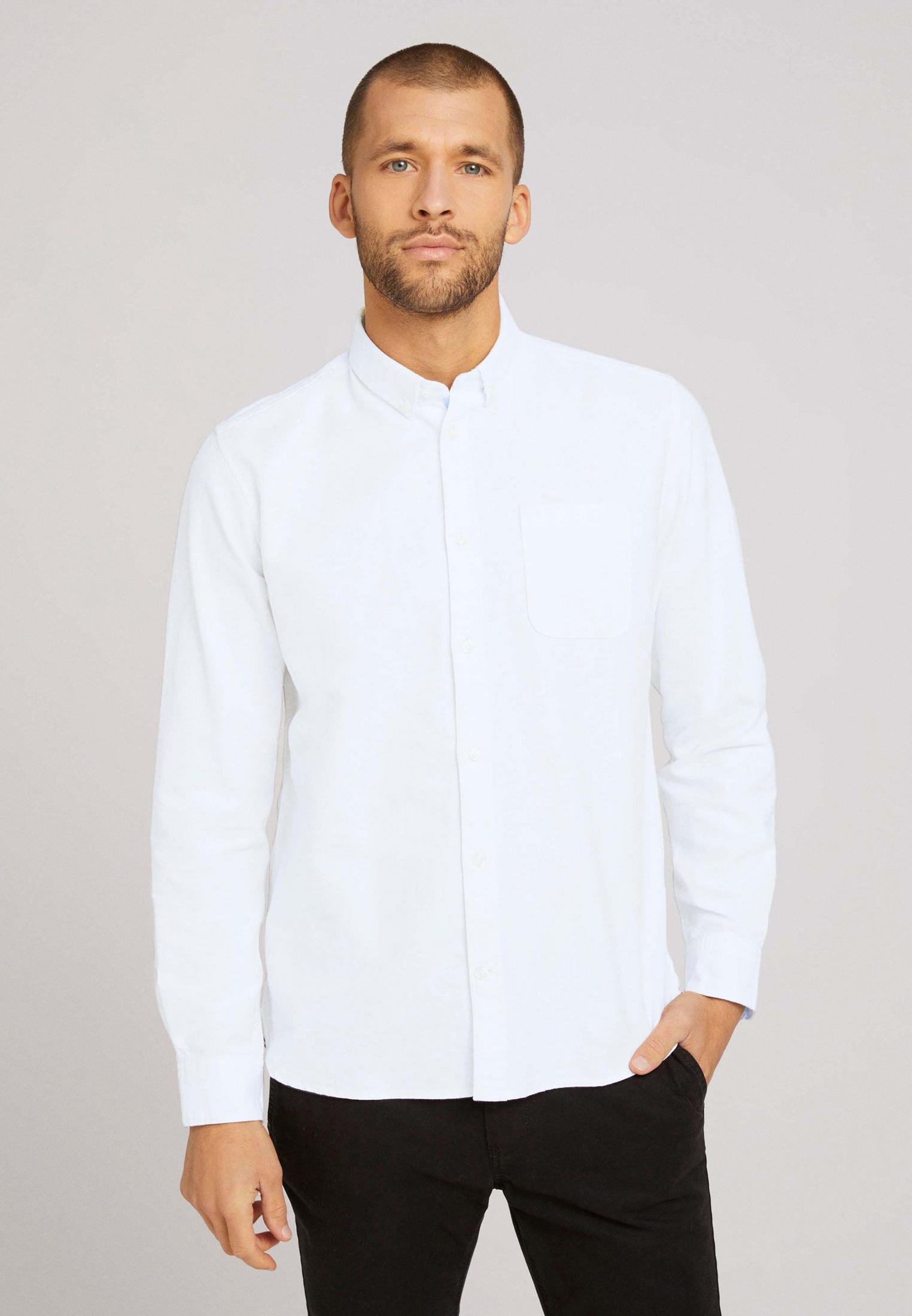 Рубашка с длинным рукавом Tom Tailor (Том Тейлор) 1023874: изображение 1