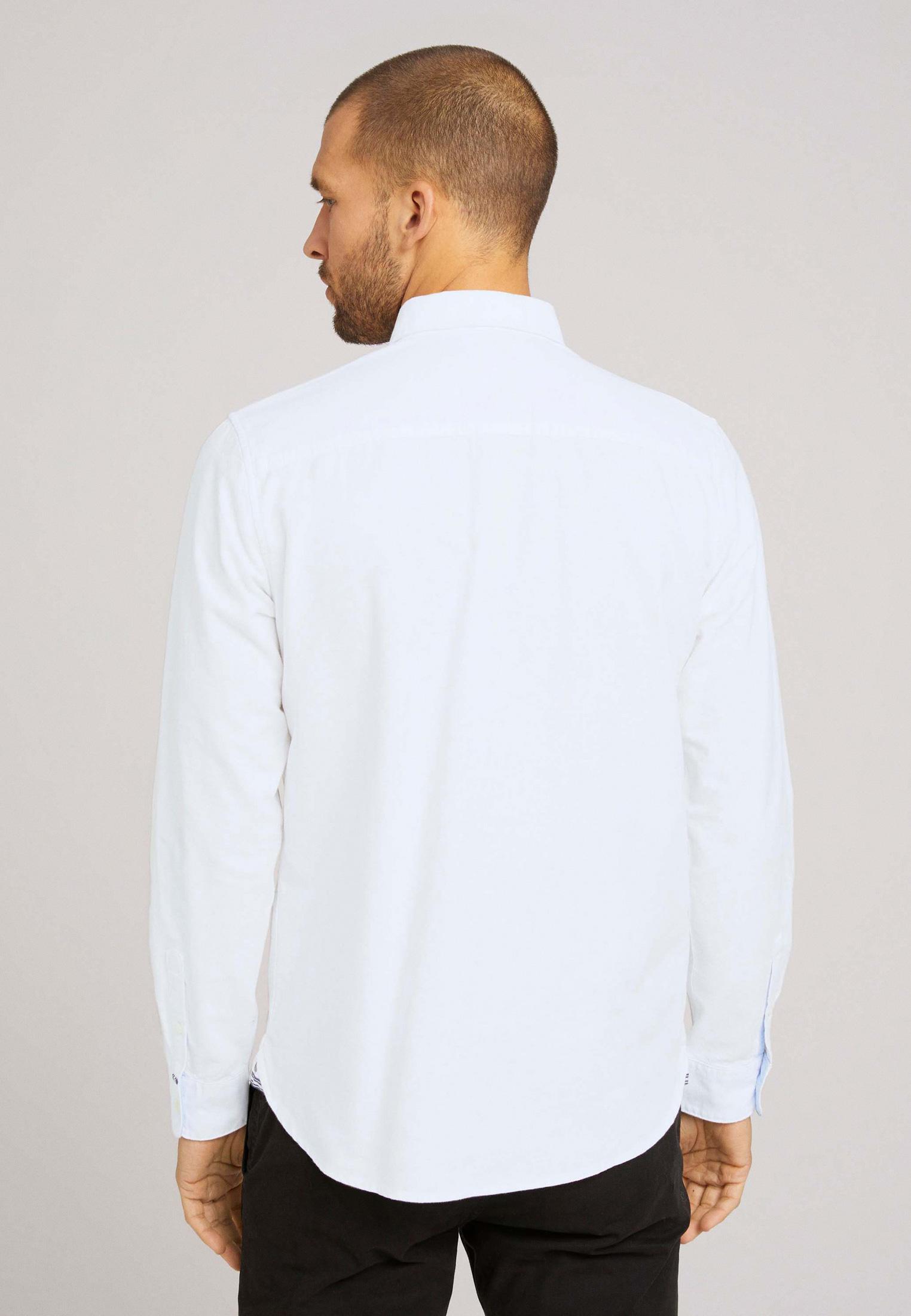 Рубашка с длинным рукавом Tom Tailor (Том Тейлор) 1023874: изображение 3