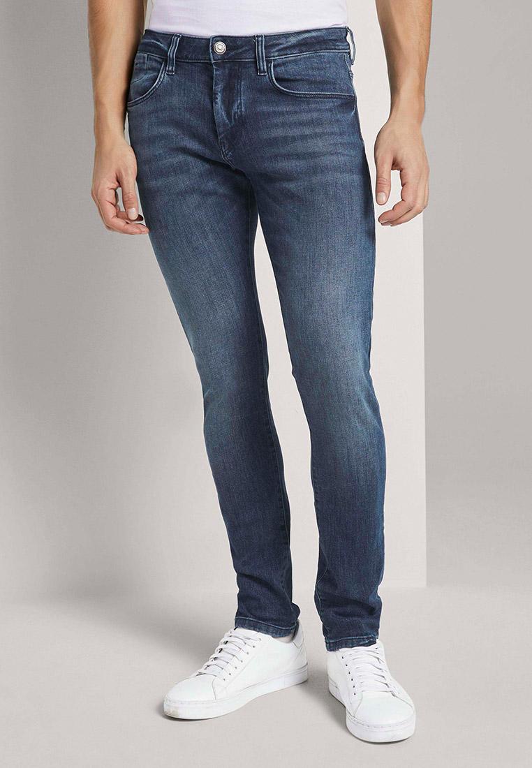 Зауженные джинсы Tom Tailor (Том Тейлор) 1024646: изображение 4