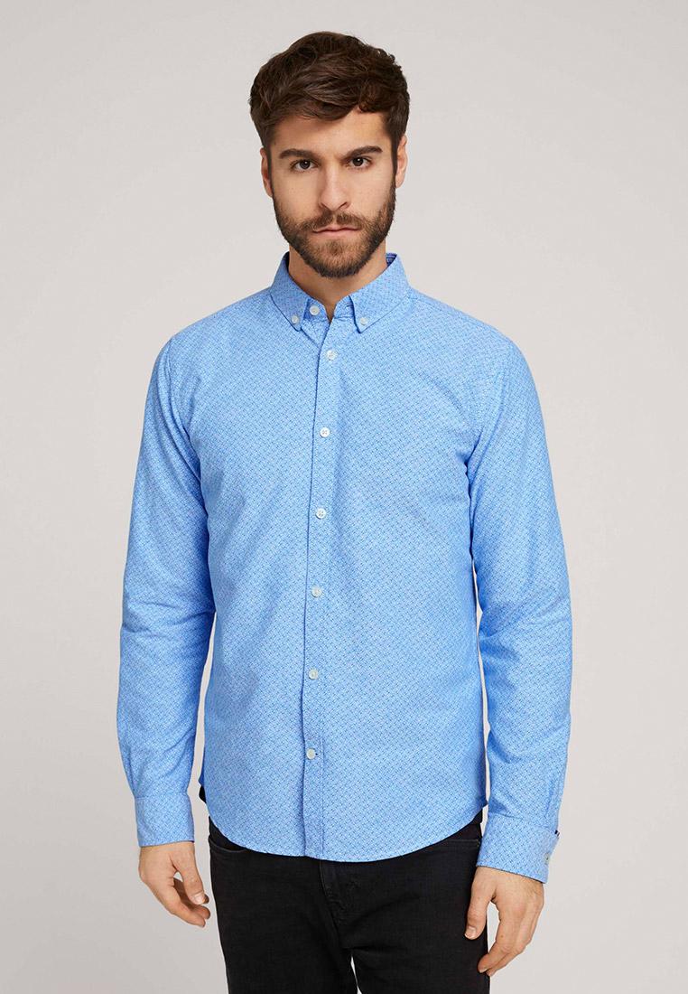 Рубашка с длинным рукавом Tom Tailor (Том Тейлор) 1023878