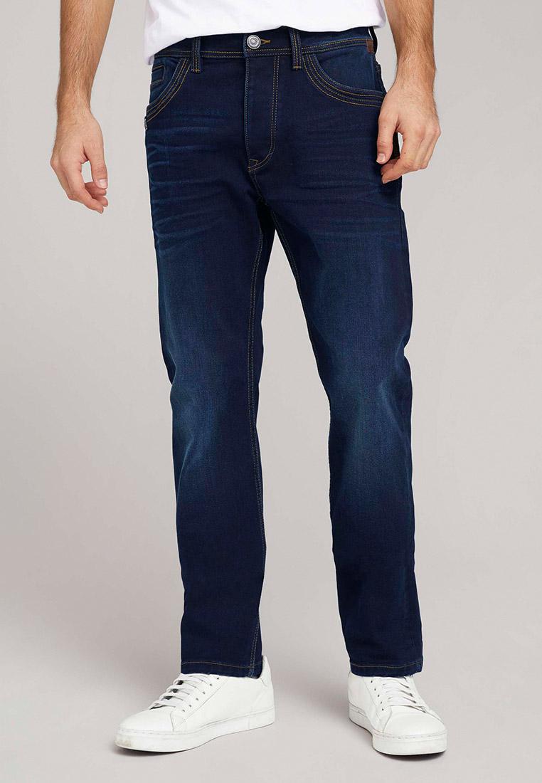 Мужские прямые джинсы Tom Tailor (Том Тейлор) 1023900: изображение 1