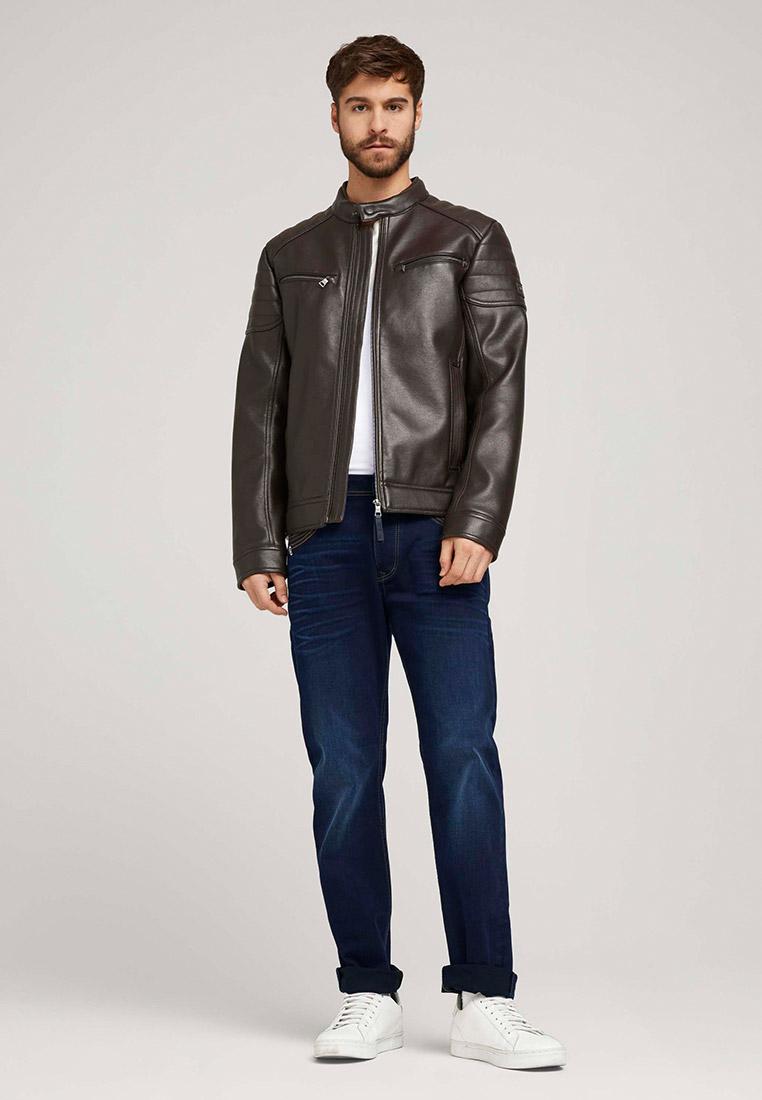 Мужские прямые джинсы Tom Tailor (Том Тейлор) 1023900: изображение 3