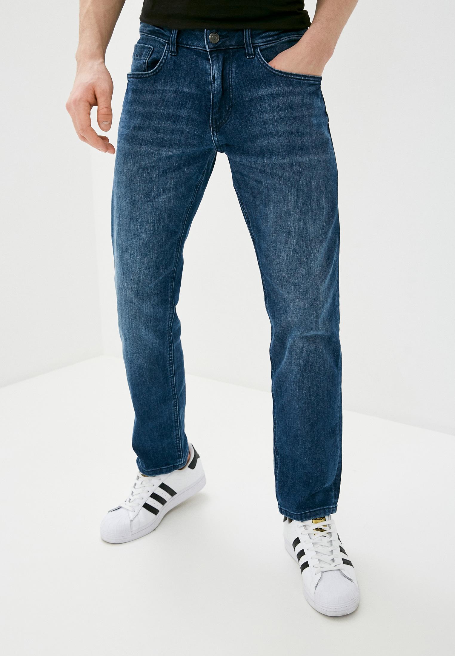 Мужские прямые джинсы Tom Tailor (Том Тейлор) 1024648: изображение 1