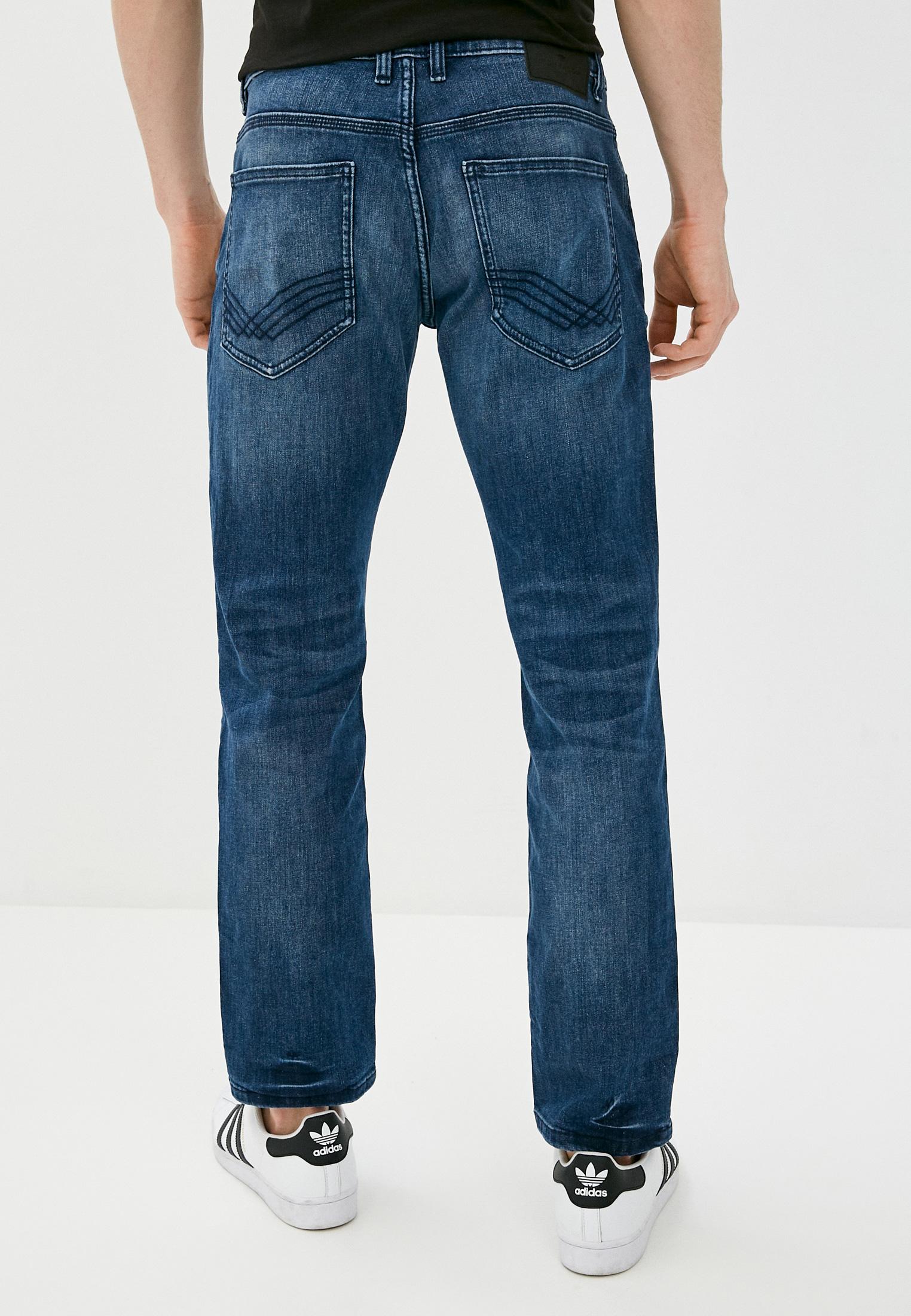 Мужские прямые джинсы Tom Tailor (Том Тейлор) 1024648: изображение 3
