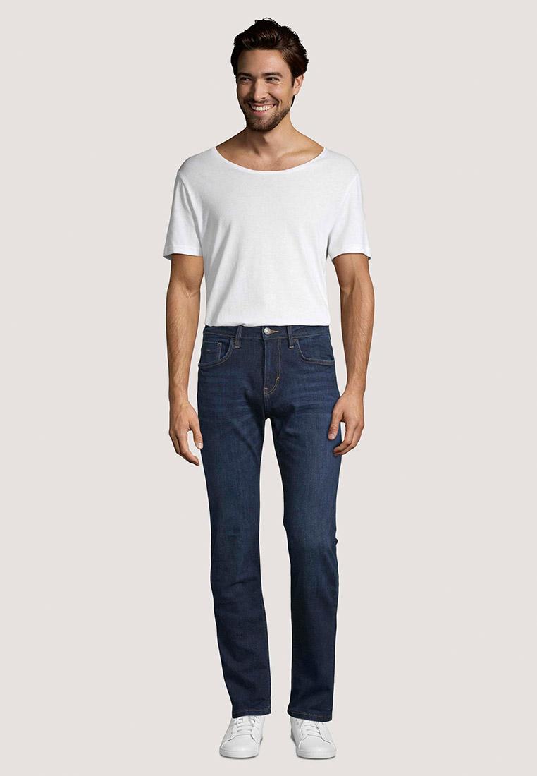 Мужские прямые джинсы Tom Tailor (Том Тейлор) 1024648: изображение 7