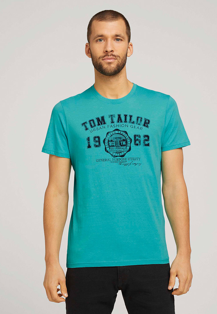 Футболка с коротким рукавом Tom Tailor (Том Тейлор) 1008637: изображение 4