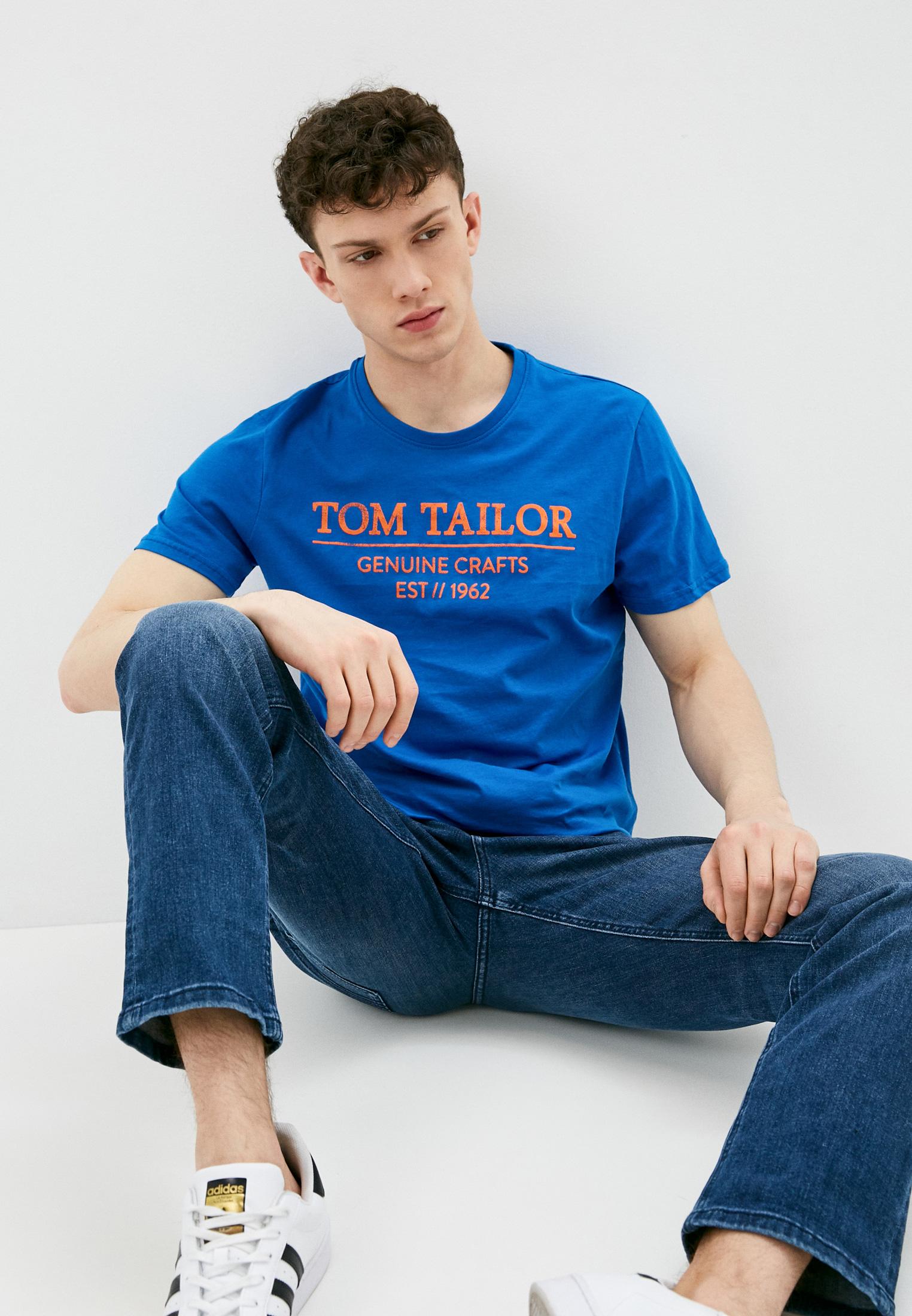 Футболка с коротким рукавом Tom Tailor (Том Тейлор) 1021229: изображение 10