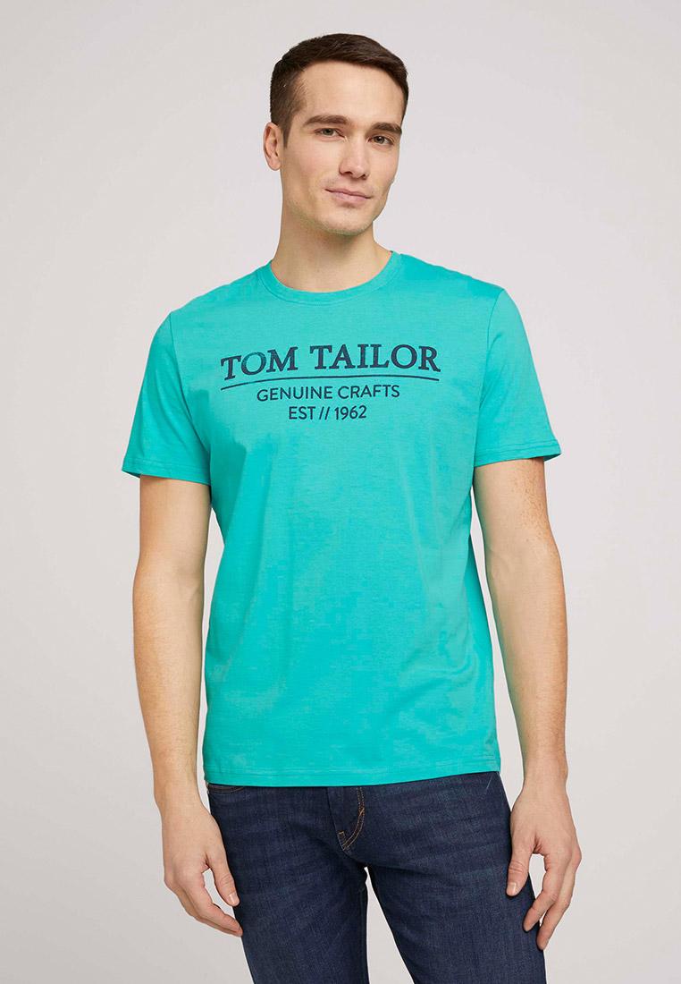 Футболка с коротким рукавом Tom Tailor (Том Тейлор) 1021229