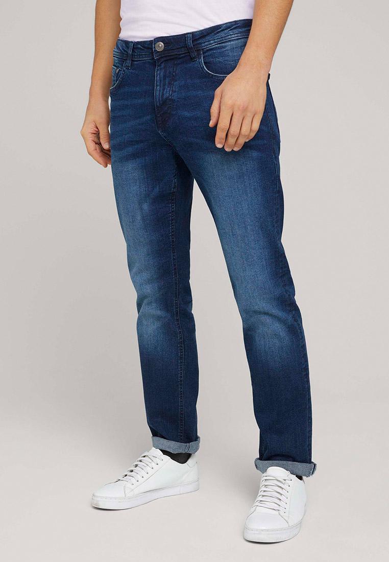 Зауженные джинсы Tom Tailor (Том Тейлор) 1021912: изображение 1