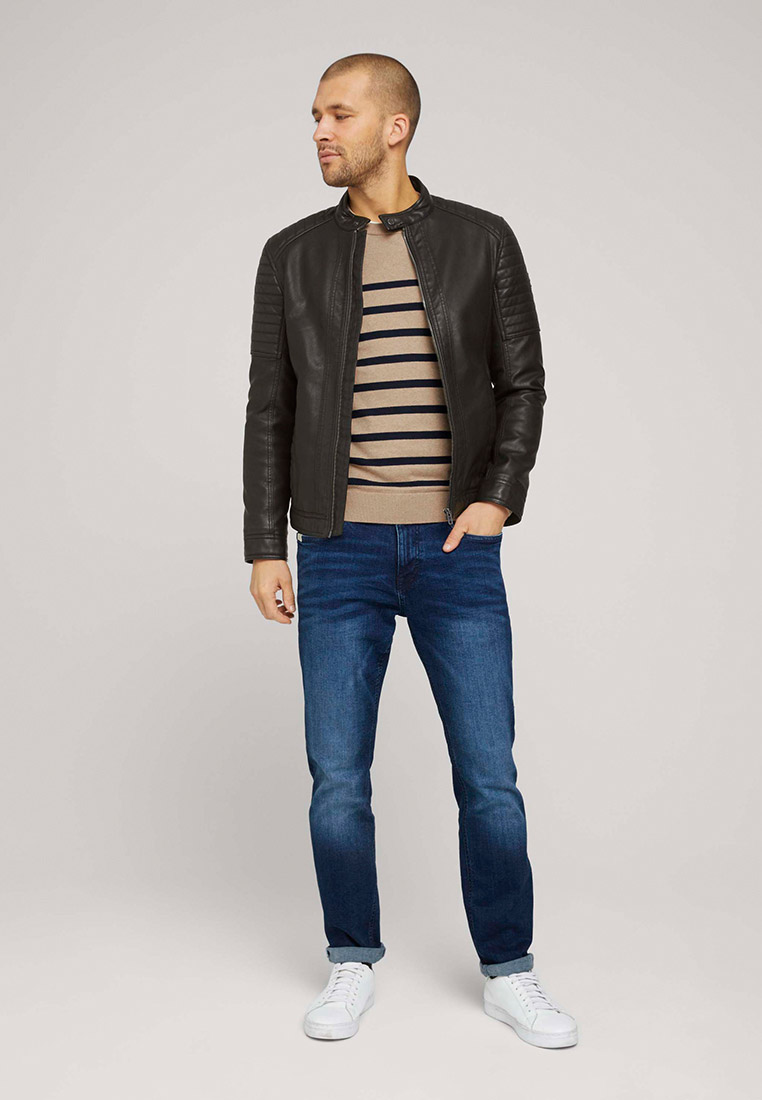 Зауженные джинсы Tom Tailor (Том Тейлор) 1021912: изображение 3