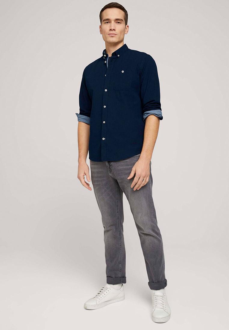 Рубашка с длинным рукавом Tom Tailor (Том Тейлор) 1023882: изображение 3