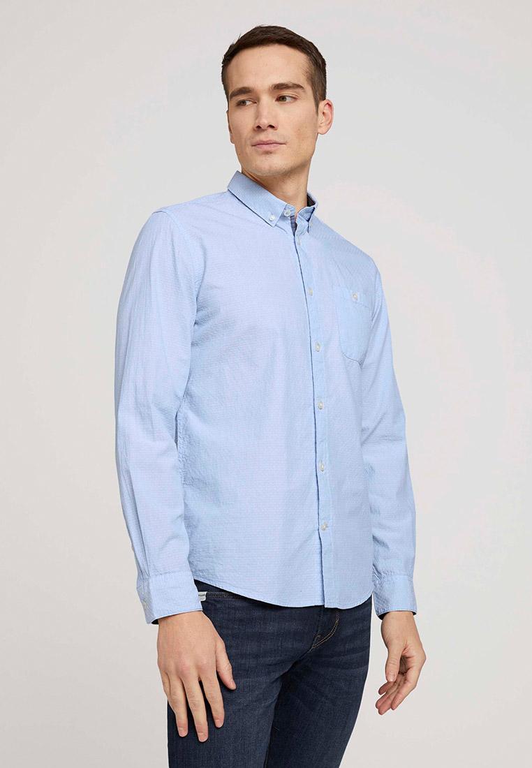 Рубашка с длинным рукавом Tom Tailor (Том Тейлор) 1023882: изображение 1