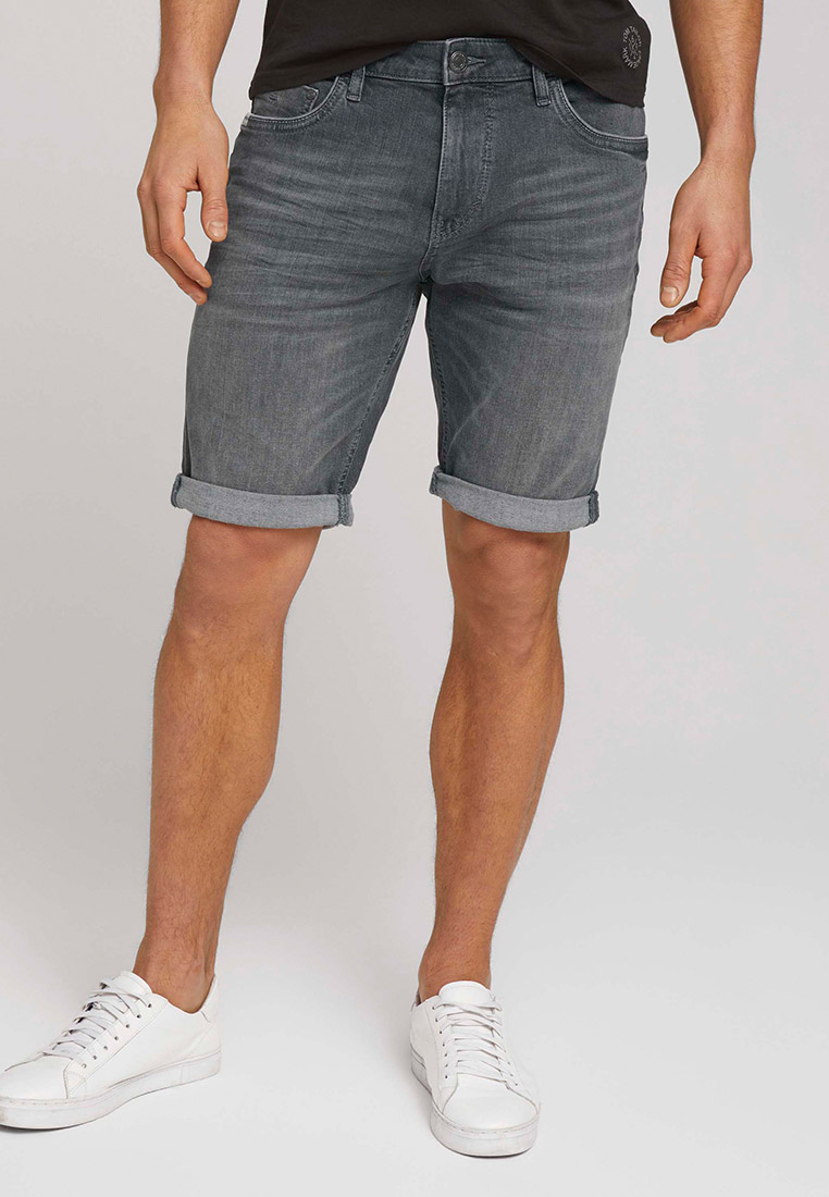 Мужские джинсовые шорты Tom Tailor (Том Тейлор) 1025047: изображение 1
