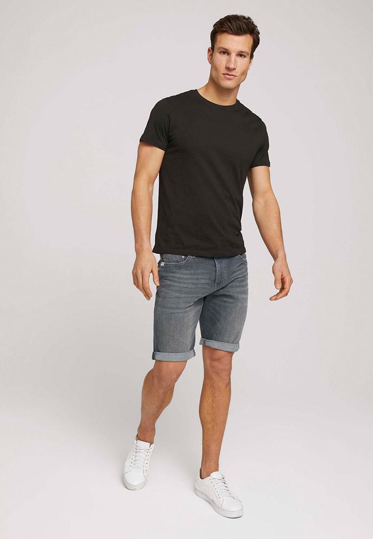 Мужские джинсовые шорты Tom Tailor (Том Тейлор) 1025047: изображение 3