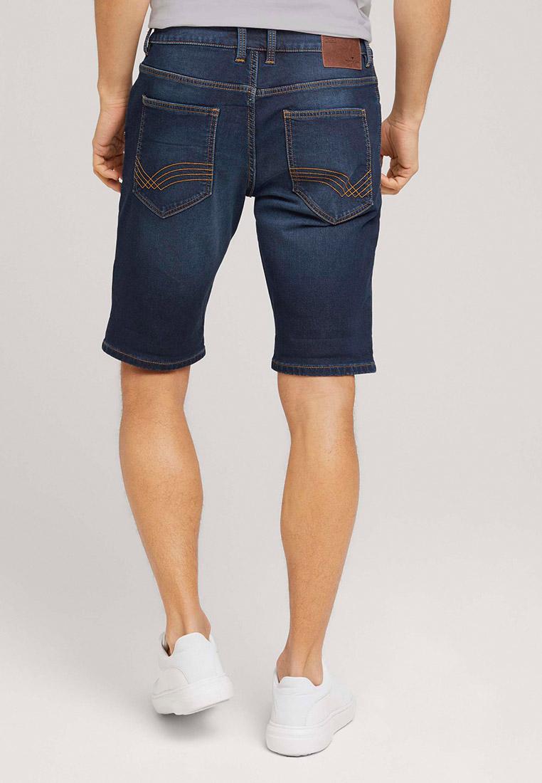 Мужские джинсовые шорты Tom Tailor (Том Тейлор) 1025085: изображение 2