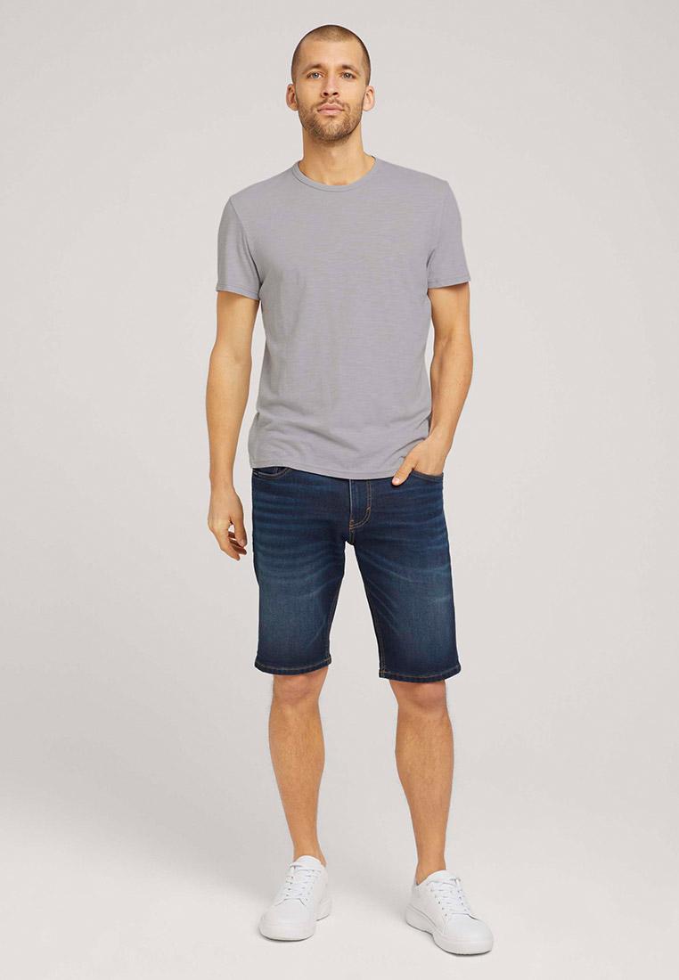 Мужские джинсовые шорты Tom Tailor (Том Тейлор) 1025085: изображение 3