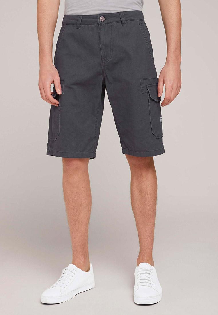 Мужские повседневные шорты Tom Tailor (Том Тейлор) 1026183: изображение 1