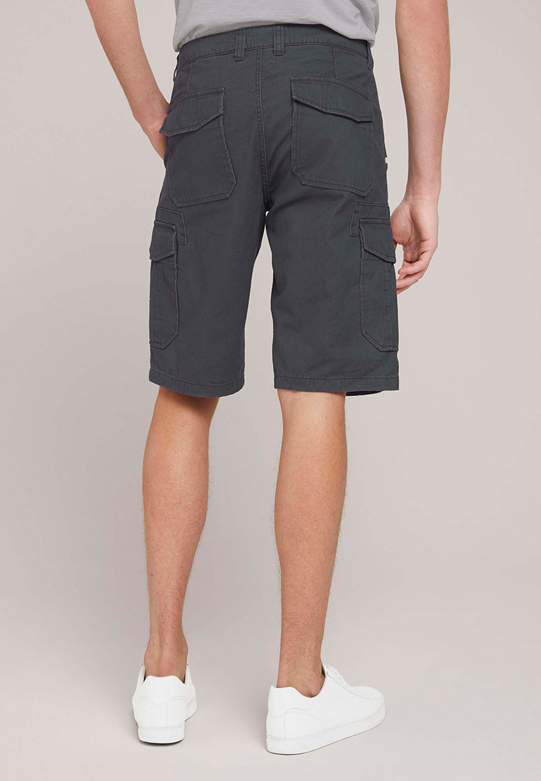 Мужские повседневные шорты Tom Tailor (Том Тейлор) 1026183: изображение 2