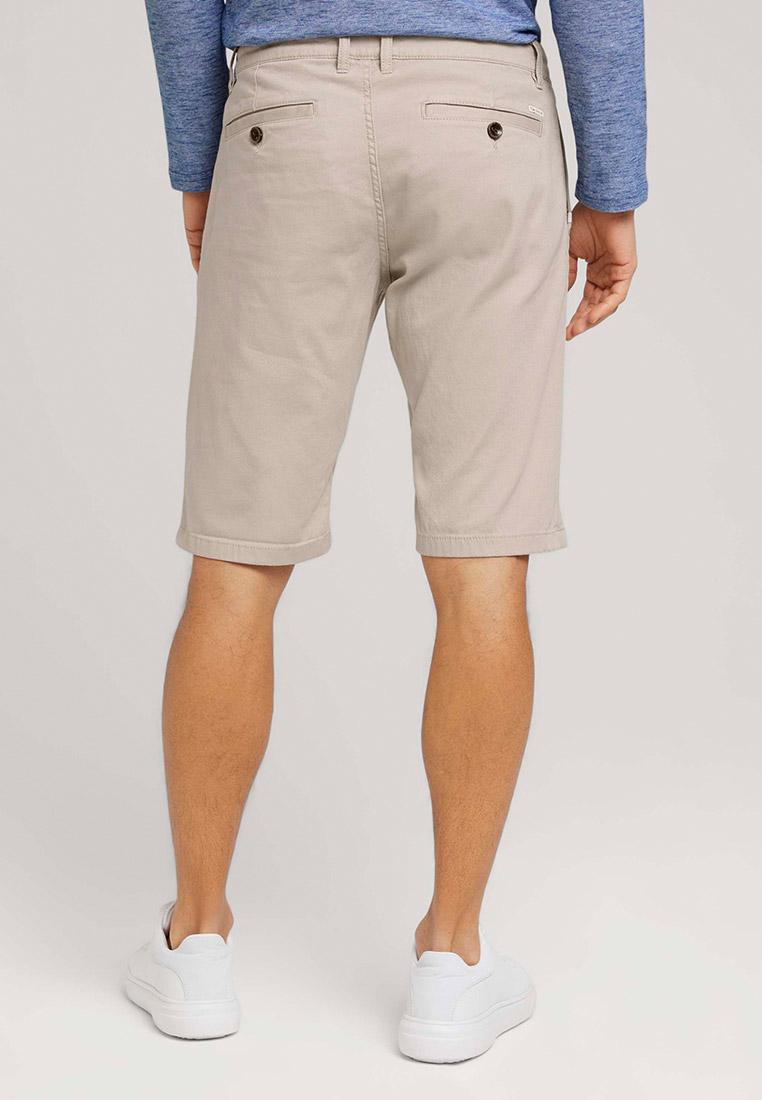 Мужские повседневные шорты Tom Tailor (Том Тейлор) 1026184: изображение 2