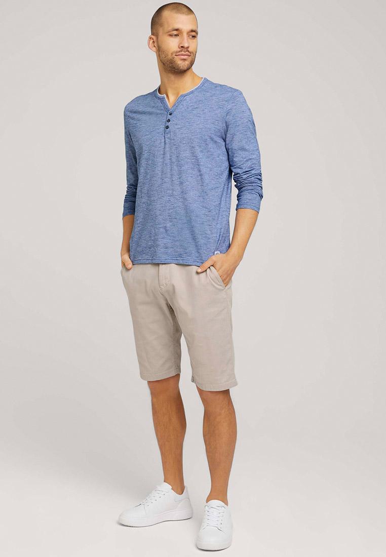 Мужские повседневные шорты Tom Tailor (Том Тейлор) 1026184: изображение 3