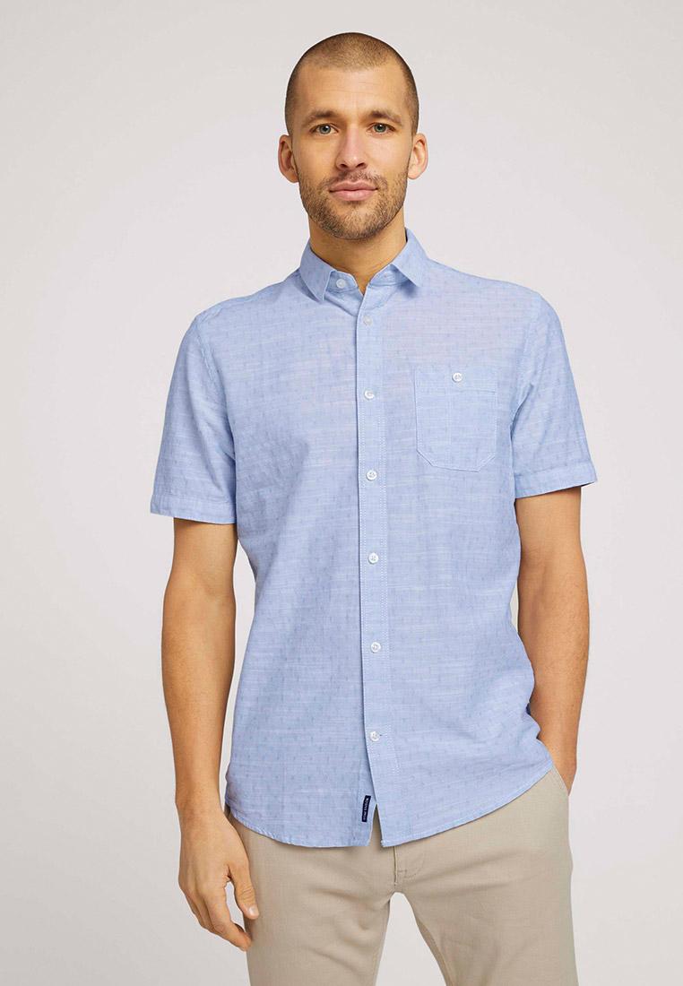 Рубашка с длинным рукавом Tom Tailor (Том Тейлор) 1026214: изображение 1