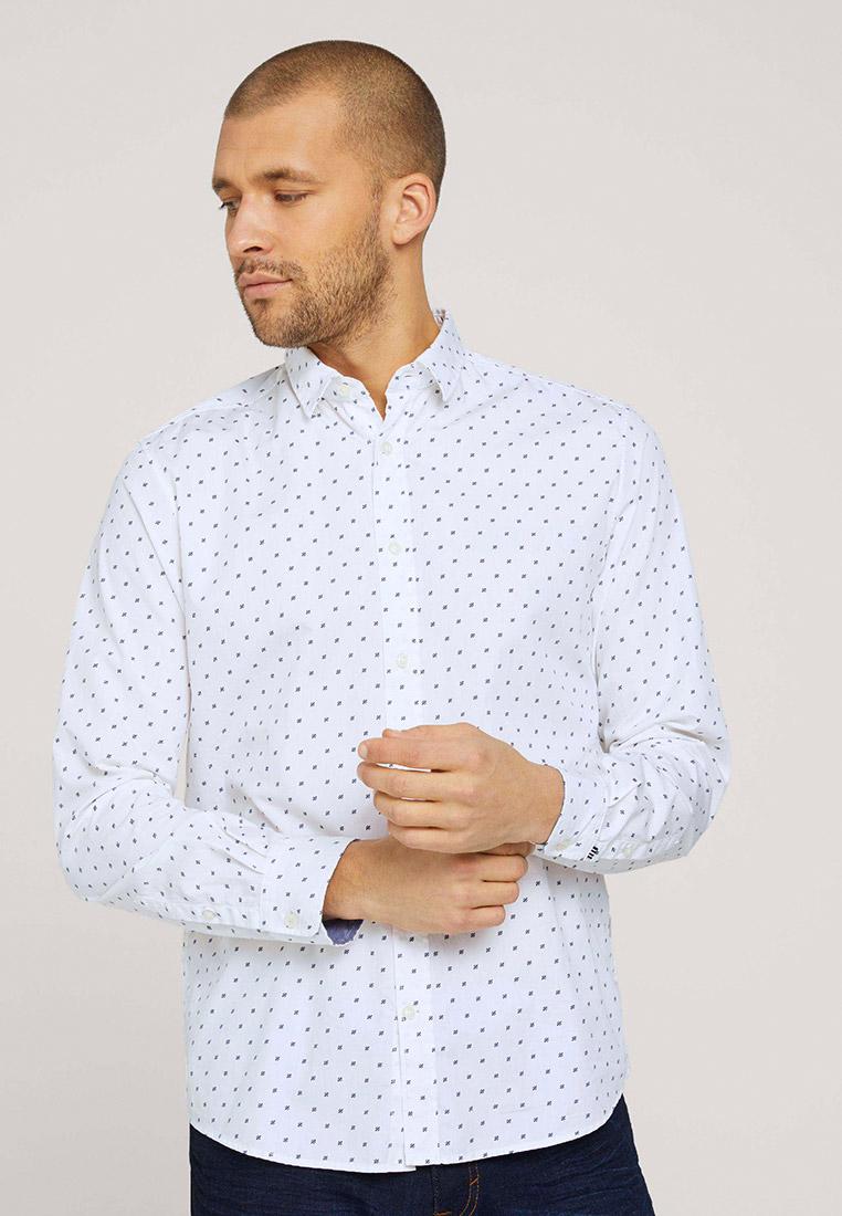 Рубашка с длинным рукавом Tom Tailor (Том Тейлор) 1024743
