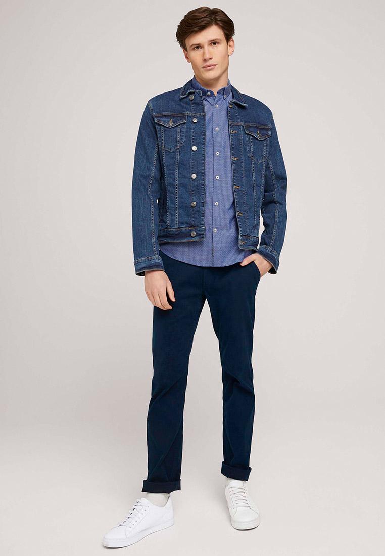 Рубашка с длинным рукавом Tom Tailor (Том Тейлор) 1024747: изображение 3