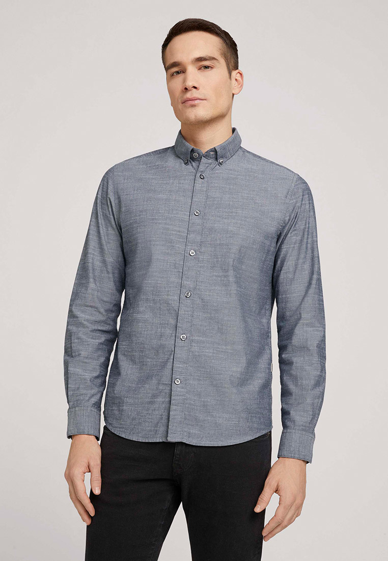Рубашка с длинным рукавом Tom Tailor (Том Тейлор) 1024750: изображение 1