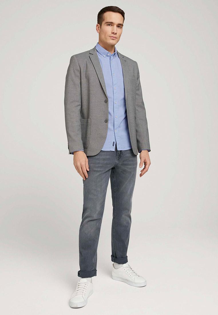 Рубашка с длинным рукавом Tom Tailor (Том Тейлор) 1024750: изображение 3