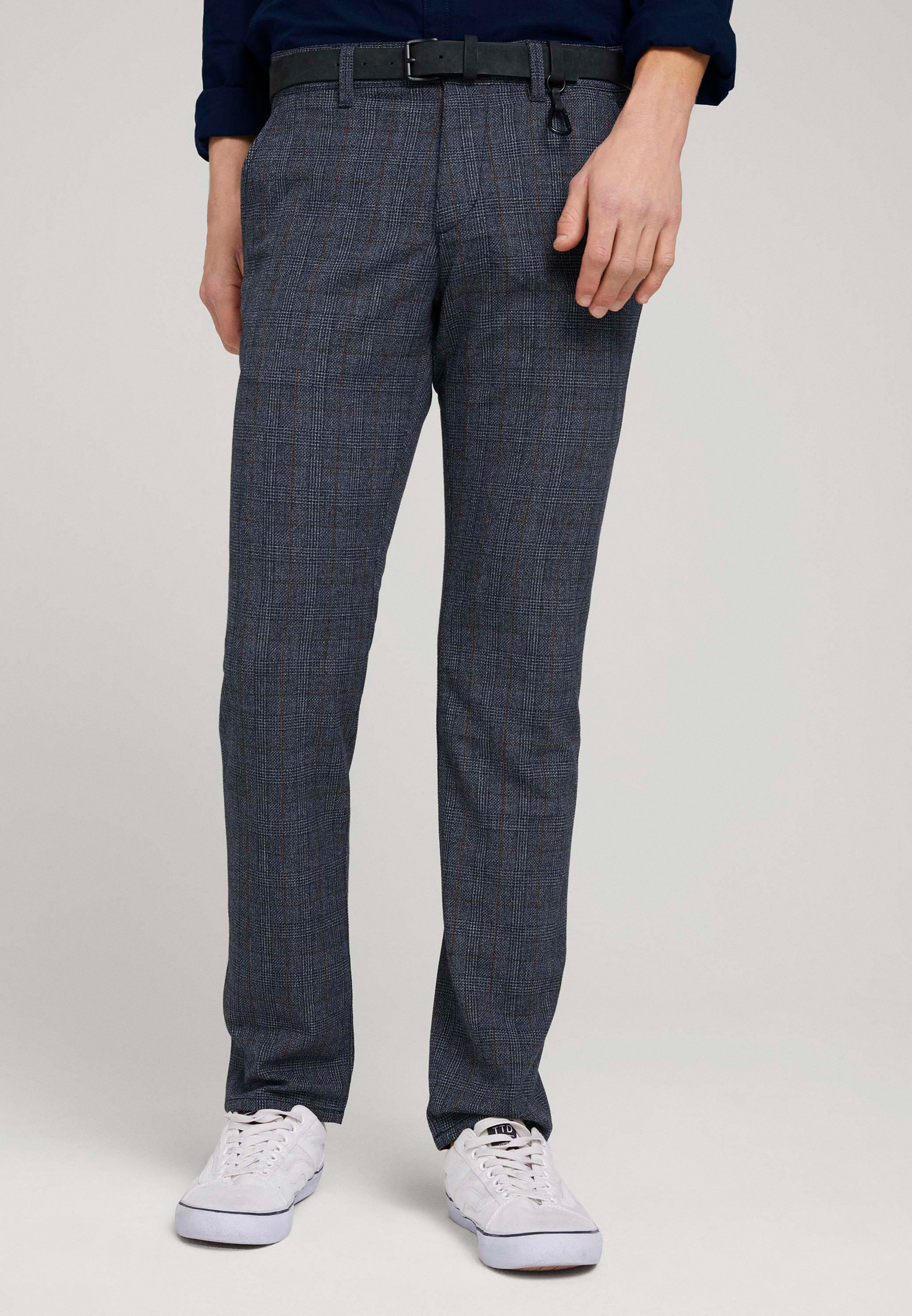 Мужские классические брюки Tom Tailor Denim 1020451