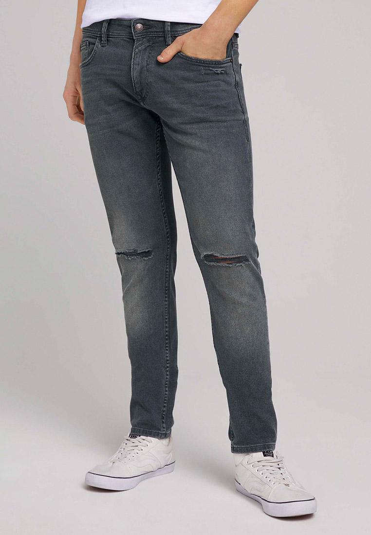 Зауженные джинсы Tom Tailor Denim Джинсы Tom Tailor Denim