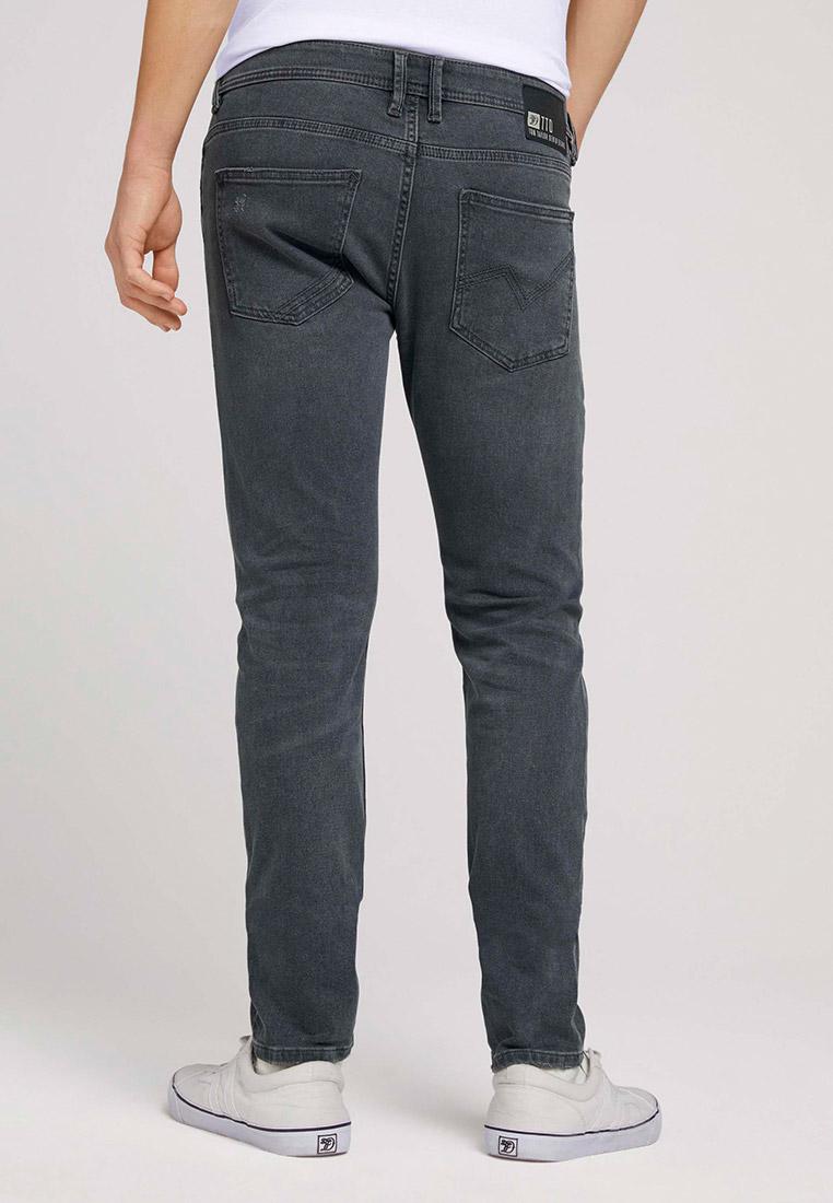 Зауженные джинсы Tom Tailor Denim 1020487: изображение 2