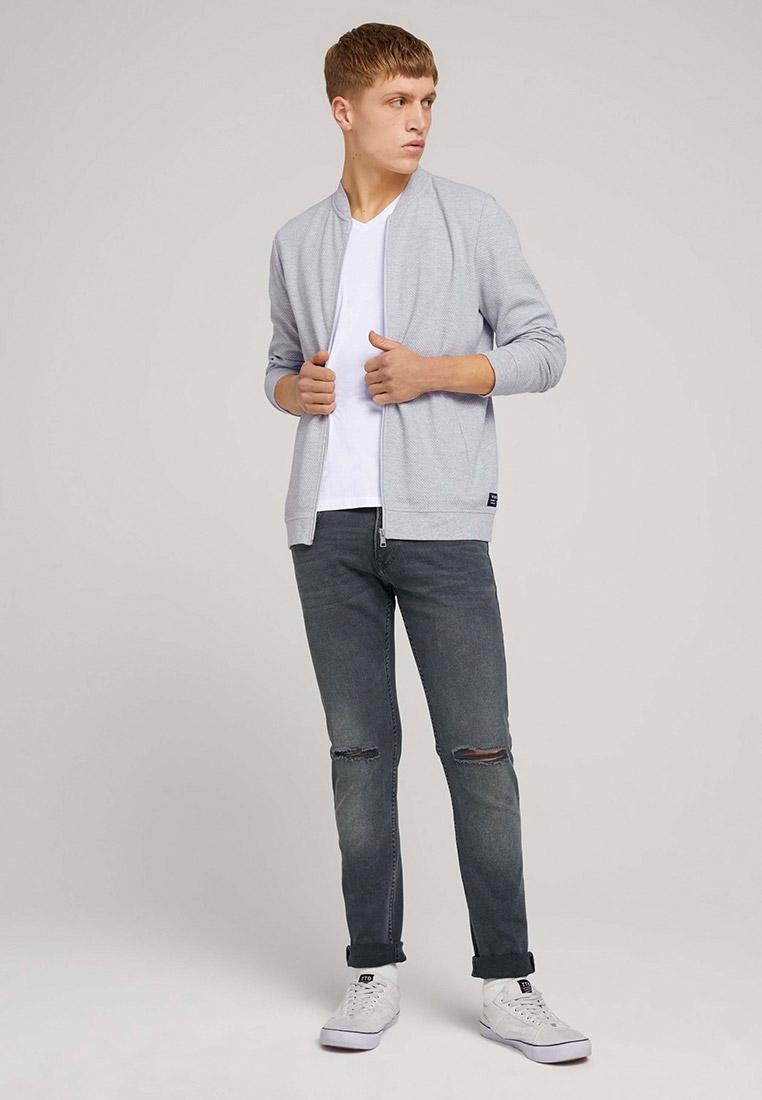 Зауженные джинсы Tom Tailor Denim 1020487: изображение 3