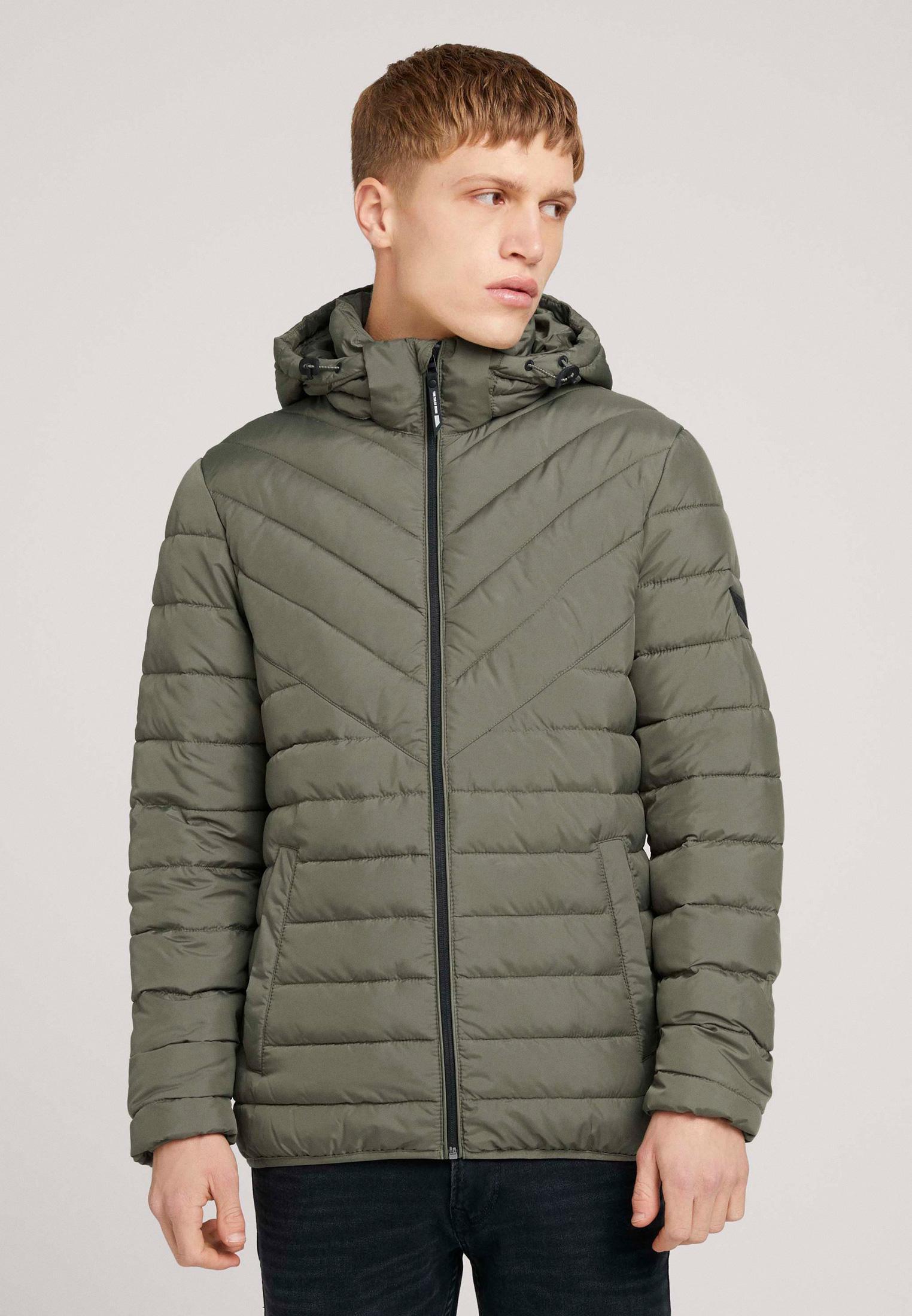 Утепленная куртка Tom Tailor Denim 1023868