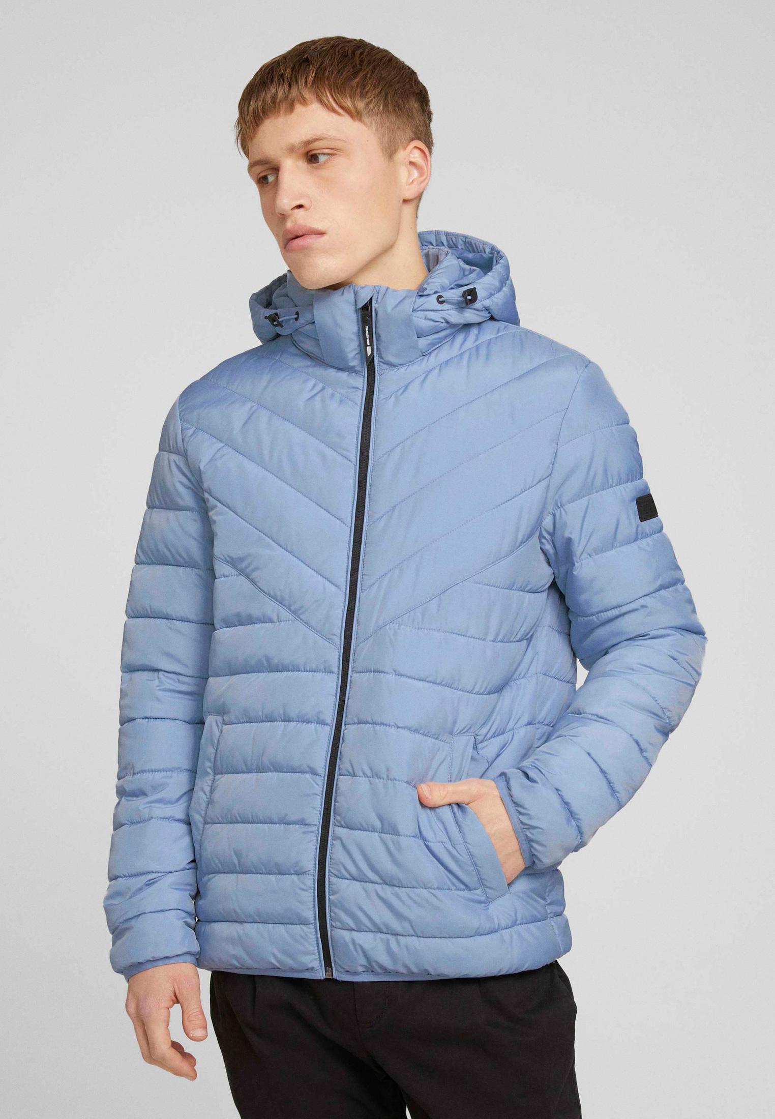 Утепленная куртка Tom Tailor Denim 1023868: изображение 1