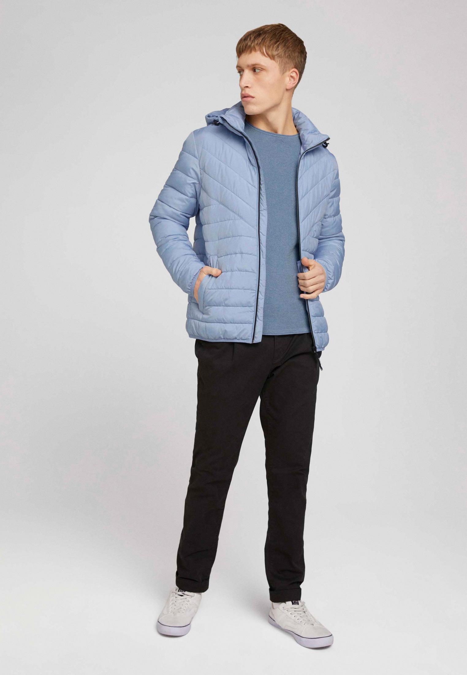 Утепленная куртка Tom Tailor Denim 1023868: изображение 2