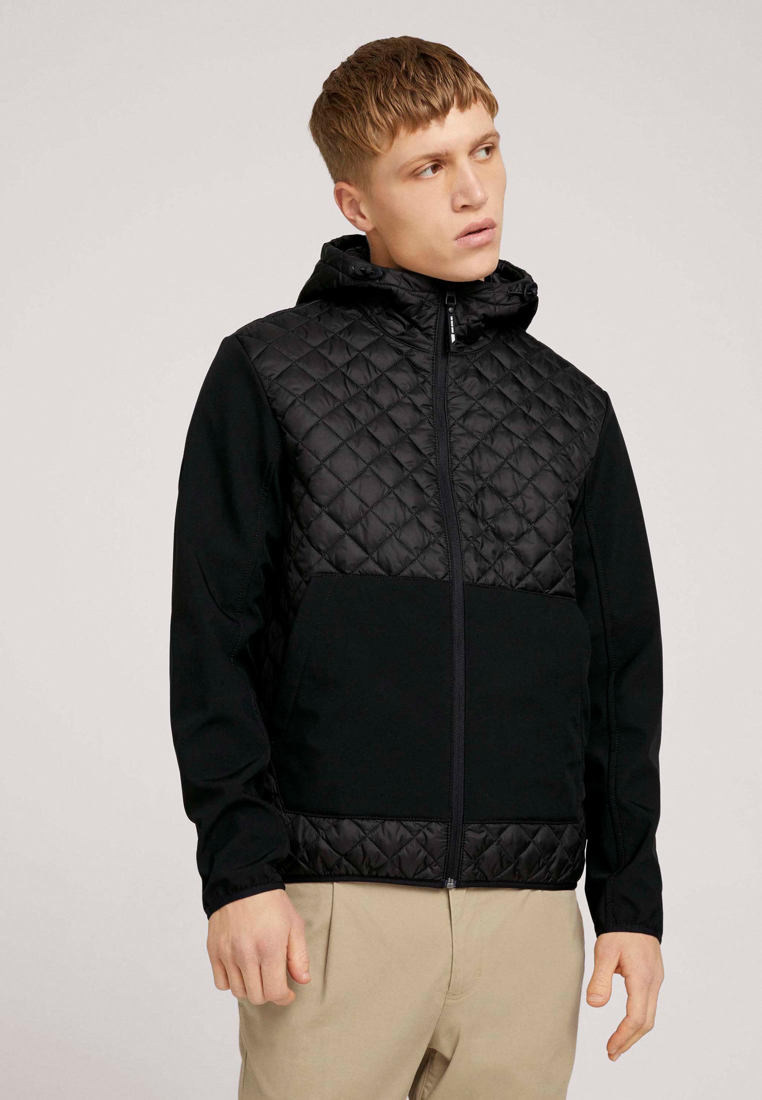 Утепленная куртка Tom Tailor Denim 1023870