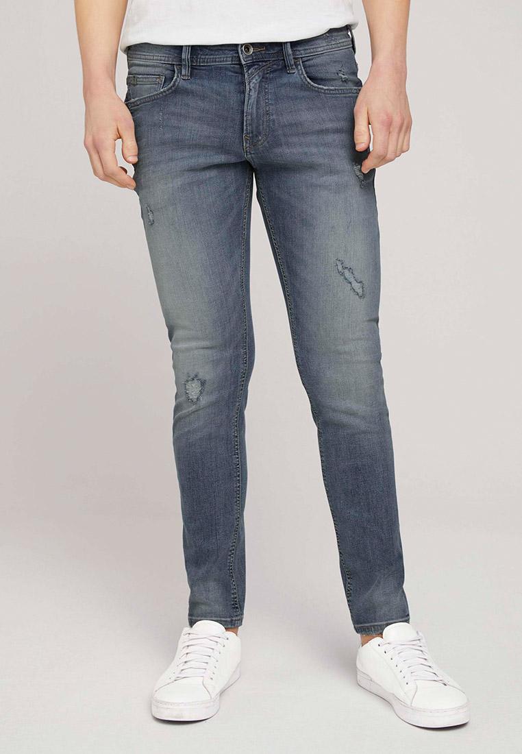 Зауженные джинсы Tom Tailor Denim 1021334