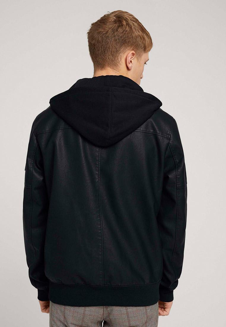 Кожаная куртка Tom Tailor Denim 1024399: изображение 2
