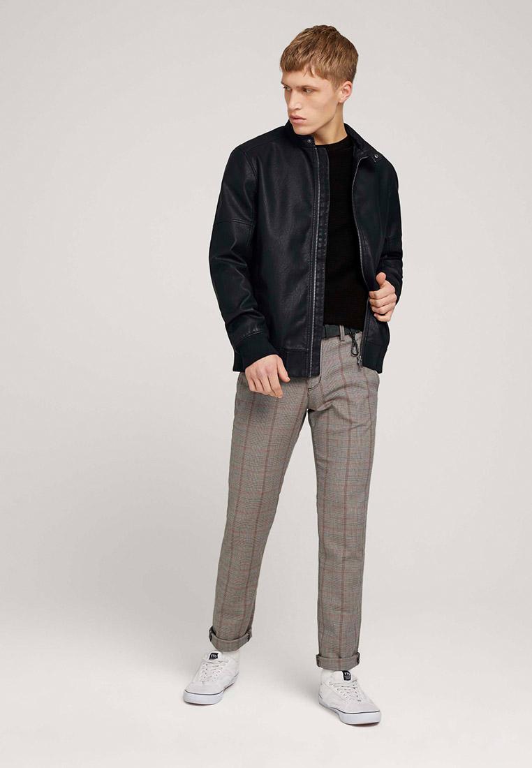 Кожаная куртка Tom Tailor Denim 1024399: изображение 3