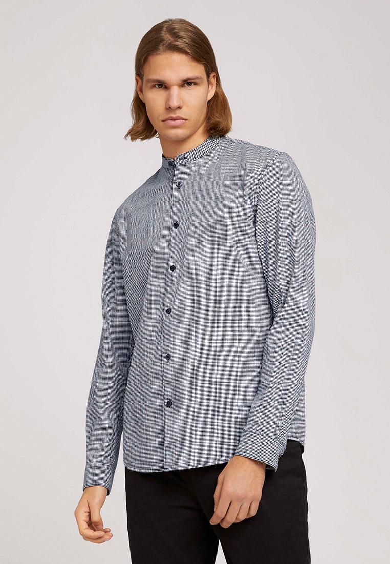 Рубашка с длинным рукавом Tom Tailor Denim Рубашка Tom Tailor Denim