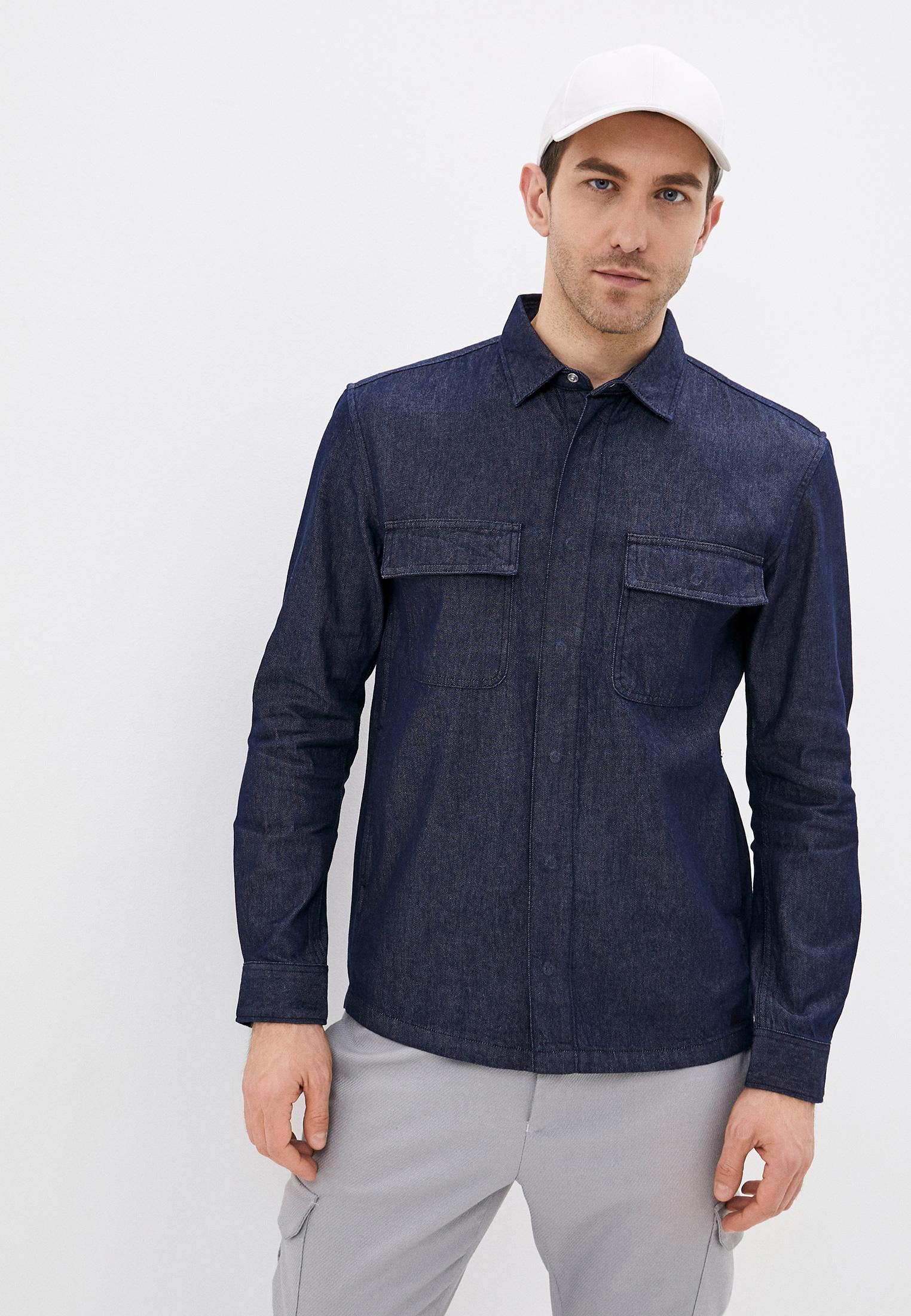 Рубашка Tom Tailor Denim Рубашка джинсовая Tom Tailor Denim