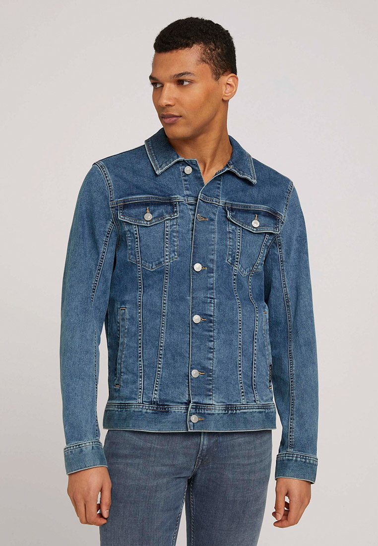 Джинсовая куртка Tom Tailor Denim 1024890